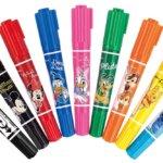 紙用マッキー ディズニーコレクション8色セット