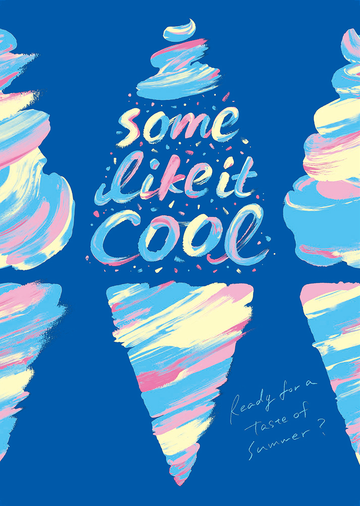 「SOME LIKE IT COOL」