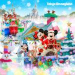 東京ディズニーランド®クリスマスのパレード JAL協賛