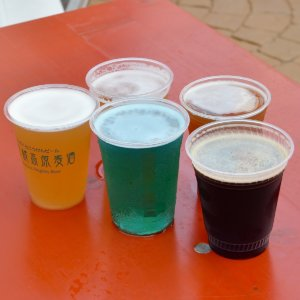 イクスピアリ・クラフトビア・コレクション 2018 ビール5種