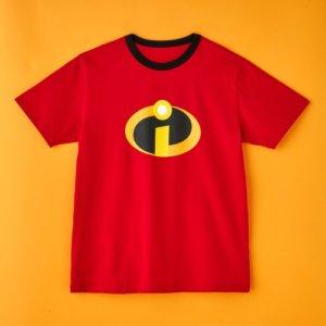 大人半袖Tシャツ レッド