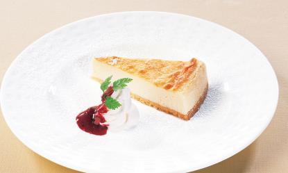 ココス「北海道産クリームチーズのベイクドチーズケーキ」