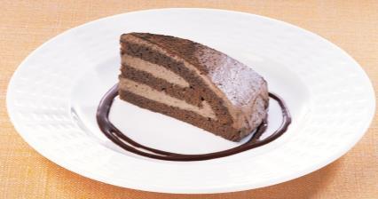 ココス「ペルー産カカオのチョコケーキ」