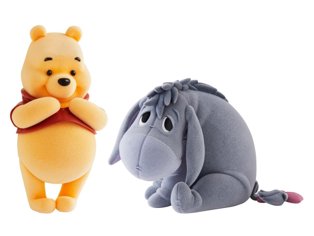 Fluffy Puffy~プーさん&イーヨー〜