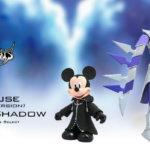 ミッキーマウス(XIII機関版)&アサシン&シャドウ