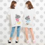 ビッグTシャツ(ミッキー、ミニーver.)2