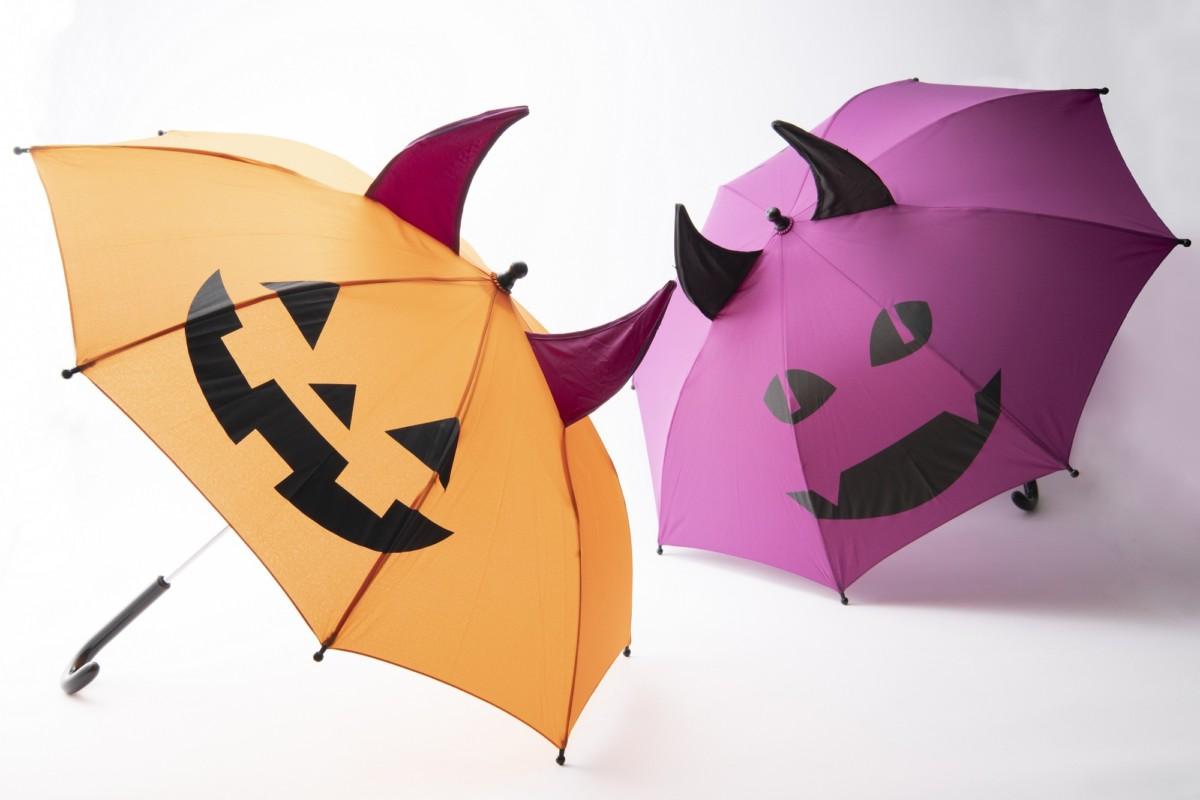 ハロウィーン傘