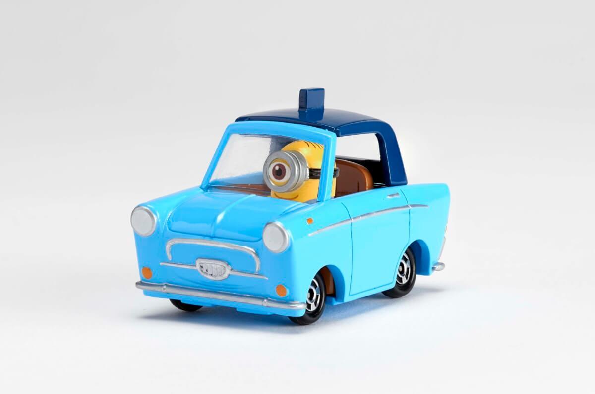 ミニオン/スチュアート×ルーシーの車