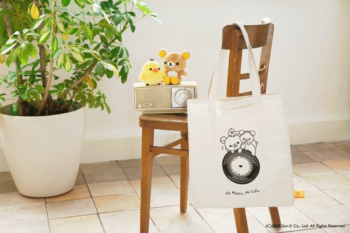 RILAKKUMA×TOWER RECORDS3