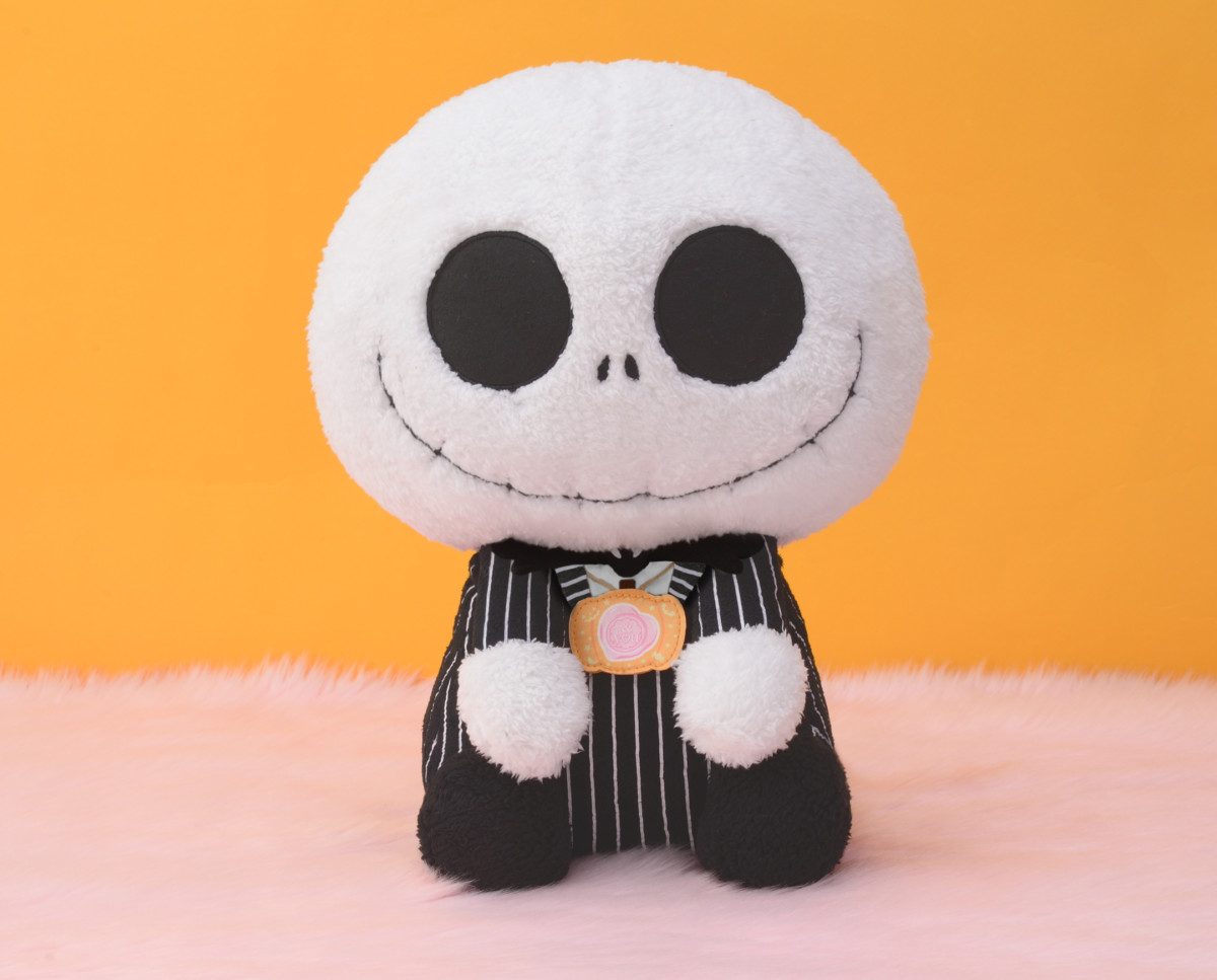 THE NIGHTMARE BEFORE CHRISTMAS & you メガジャンボぬいぐるみ_01