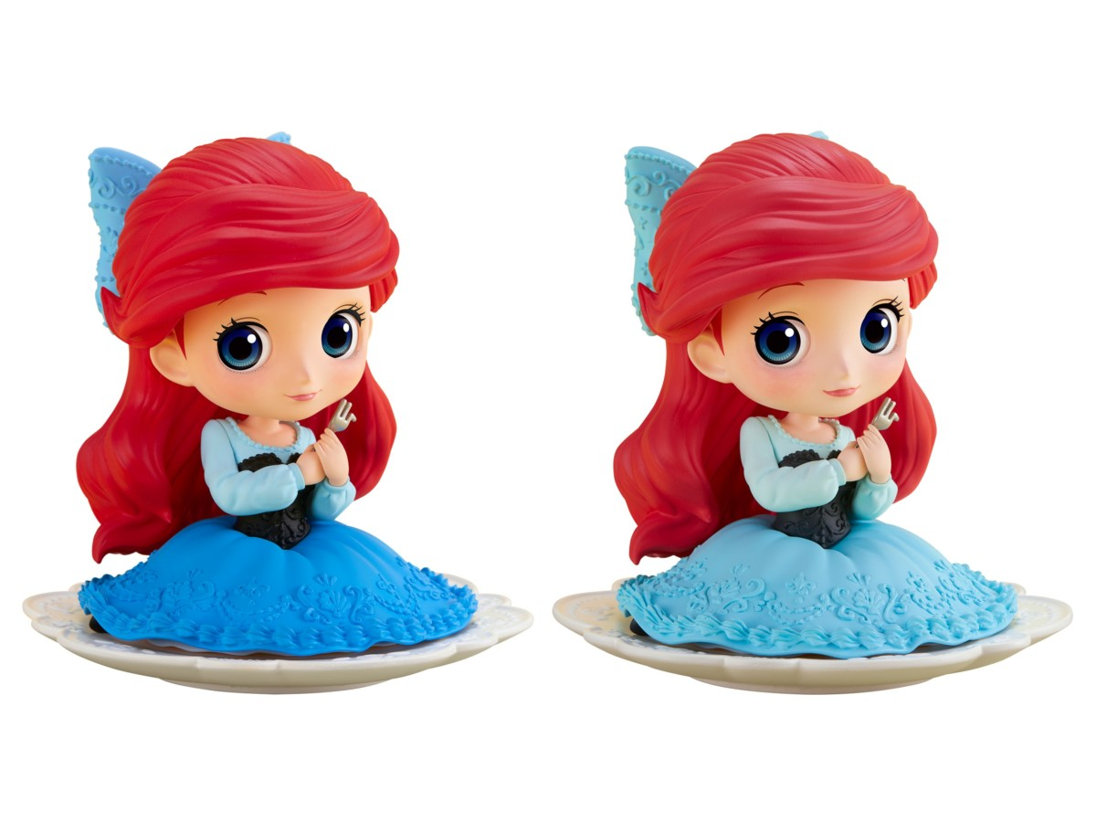「Q posket SUGIRLY Disney Characters-Ariel-」の画像検索結果