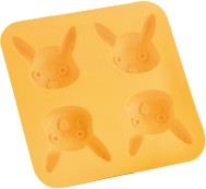 ABCクッキングスタジオ「みんなで作ろう♪ピカチュウ★バナナケーキ」シリコン型