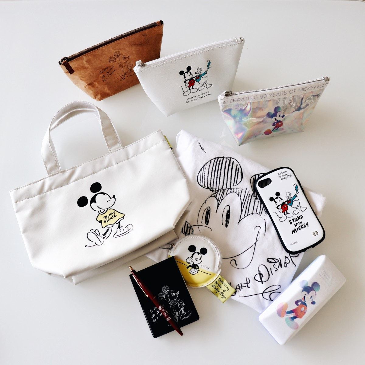 MICKEY GOODS COLLECTION