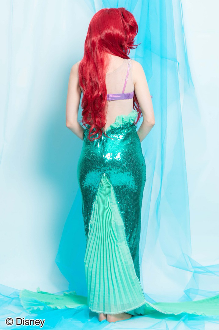 Part of Your World Costume (The Little Mermaid ver.)3