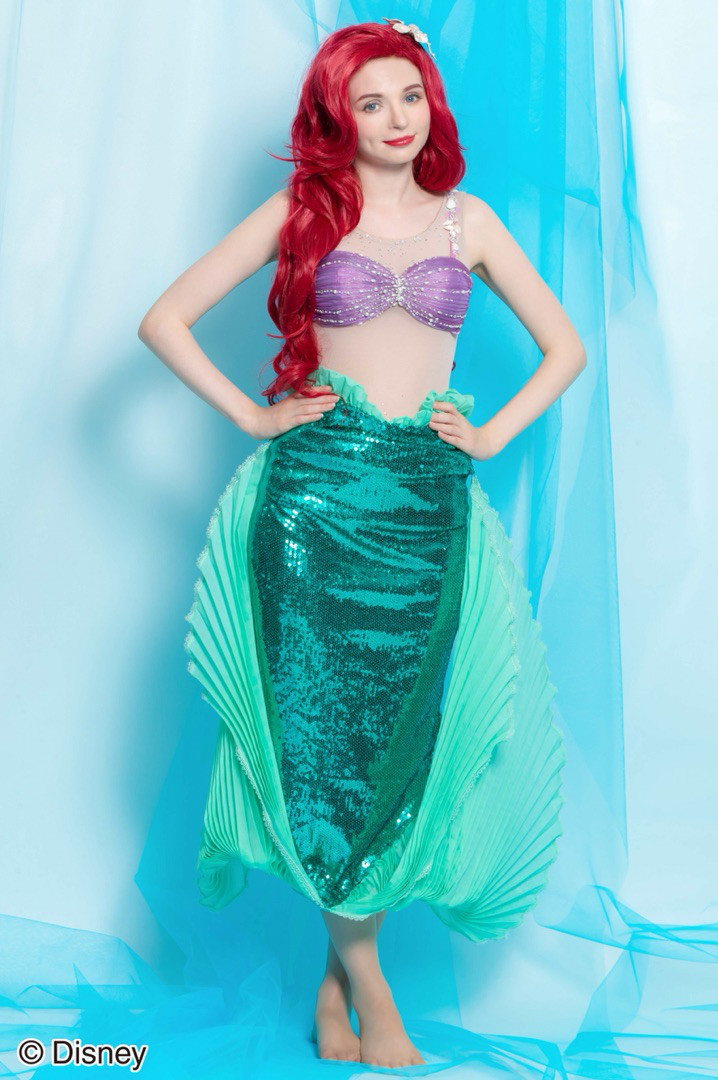 Part of Your World Costume (The Little Mermaid ver.)2