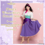 シークレットハニー Disney Halloween Collection「God Help The Outcasts dress(ESMERELDA ver.)」