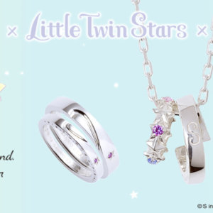 Shouta Aoi × Little Twin Stars × THE KISS