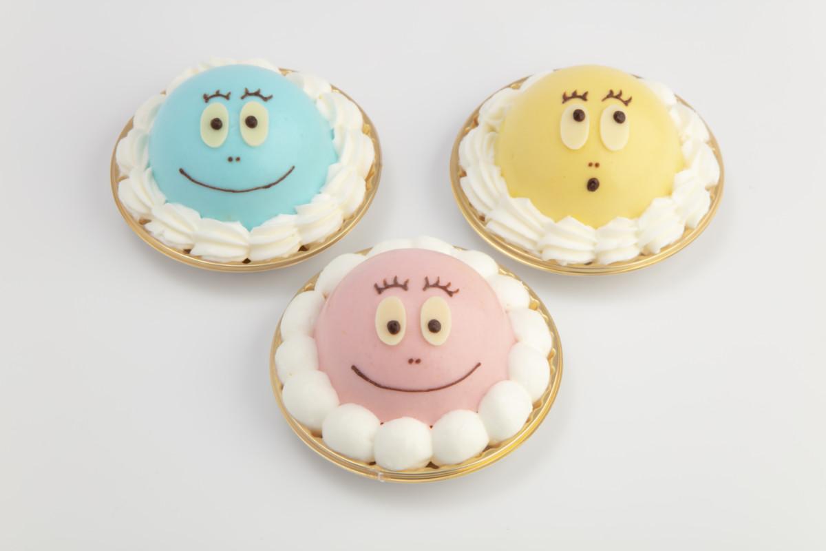 Café Barbapapa 夏休み限定スペシャルケーキセット