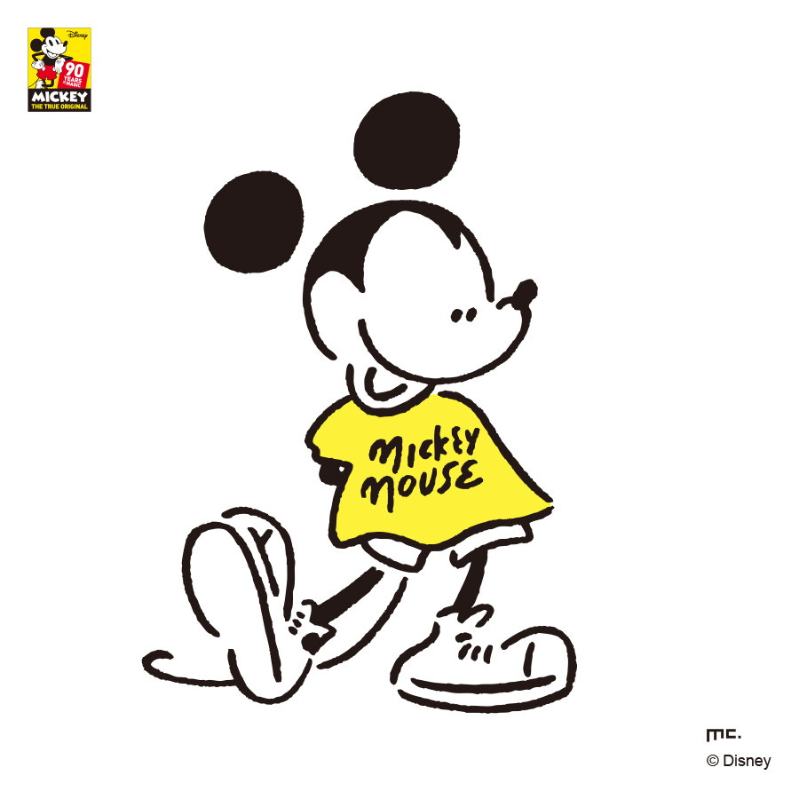 MICKEY GOODS COLLECTION グラフィカル