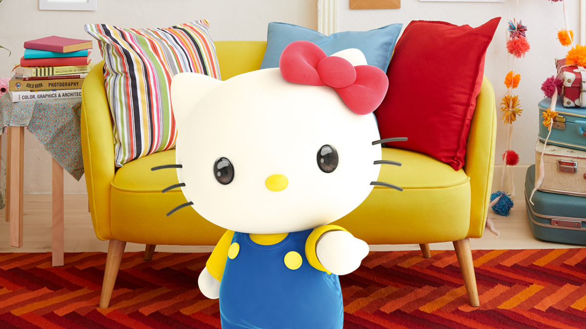 HELLO KITTY CHANNEL 配信開始!