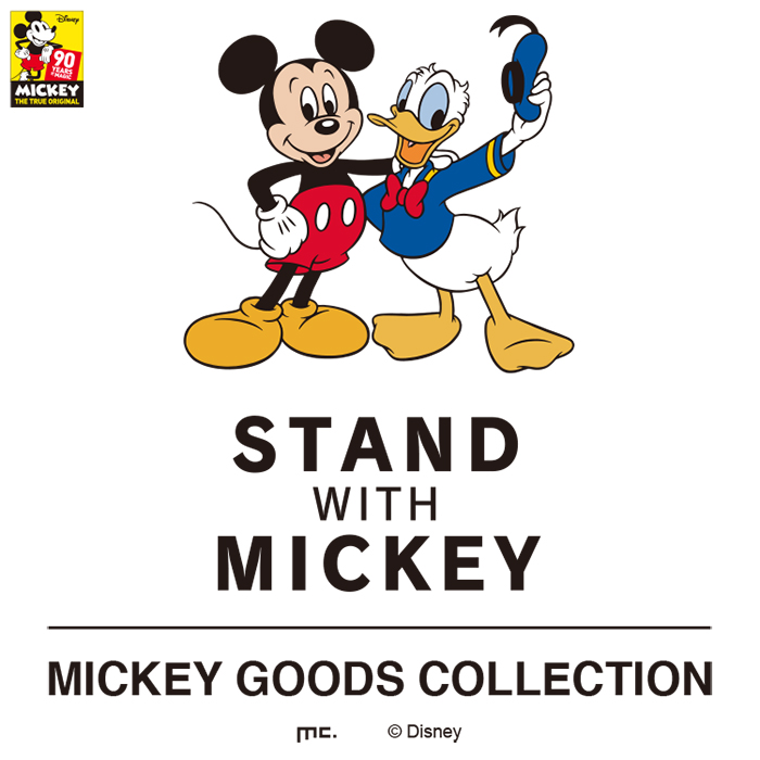 MICKEY GOODS COLLECTION ロゴ