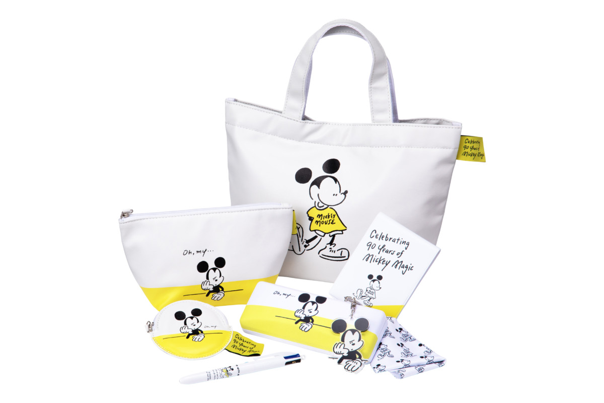 MICKEY GOODS COLLECTION グラフィカルアイテム2