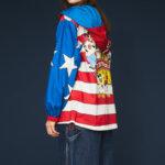 MD AMERICAN FLAG ジャケット
