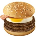 マクドナルド「月光バーガー」
