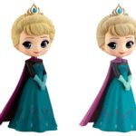 Q posket Disney Characters -Elsa Coronation Style-