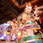 東京ディズニーランド「セレブレーションストリート」ハロウィーンバージョン