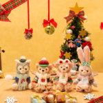 ダッフィー&フレンズ クリスマス