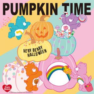 PLAZA「Care Bears™ PUMPKIN TIME(ケアベア™ パンプキンタイム)」