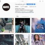 Instagram【@marvelstyle_jp】OPEN
