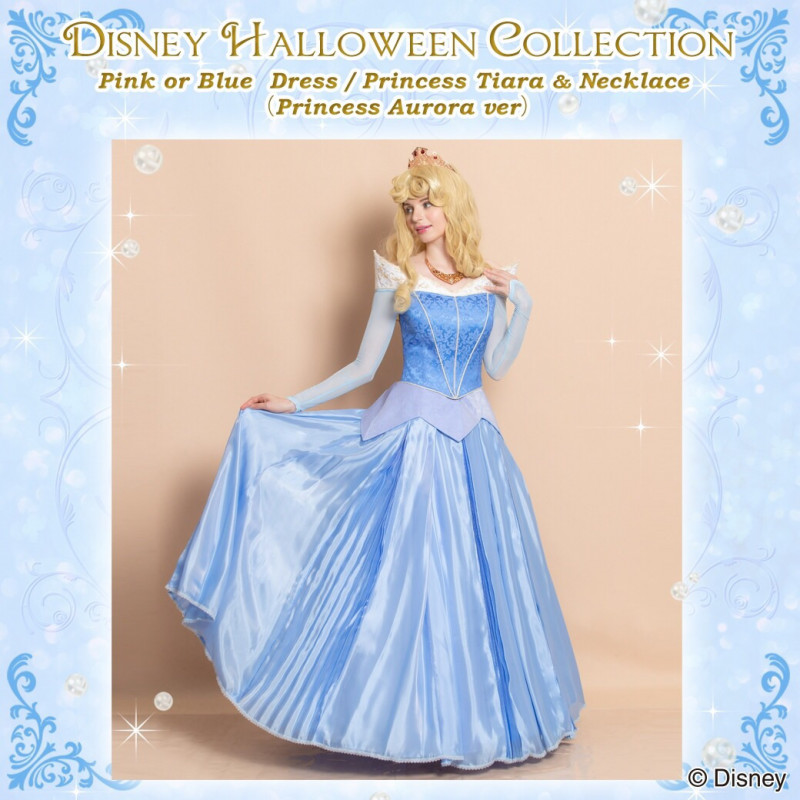 Pink or Blue Dress (Princess Aurora ver.)2
