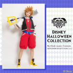 シークレットハニー Disney Halloween Collection「Keyblade master Costume (KINGDOM HEARTS SORA ver.)」