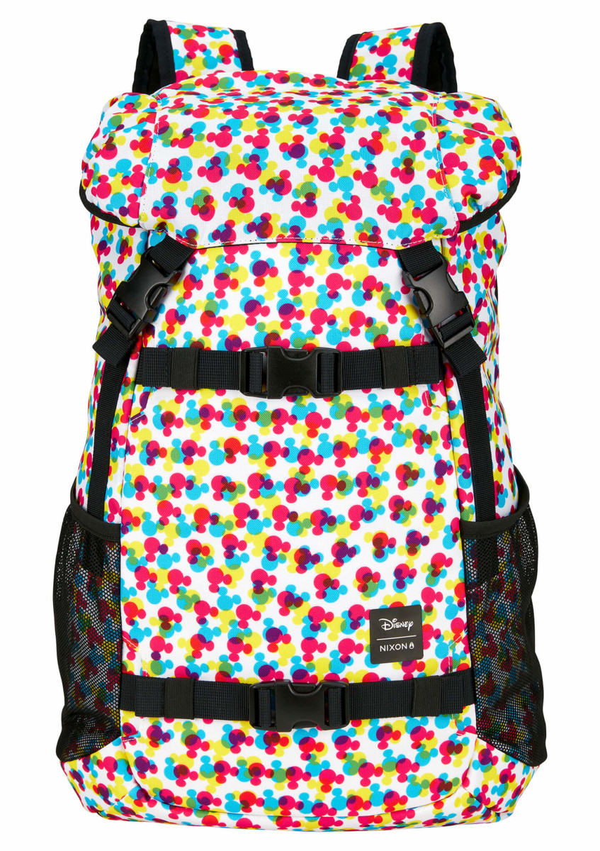 LANDLOCK SE II BACKPACK NC28173099-00 MICKEY CMYK