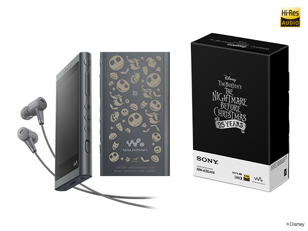 ウォークマン®Aシリーズ WALKMAN® / Tim Burton's The Nightmare Before Christmas Special Collection2