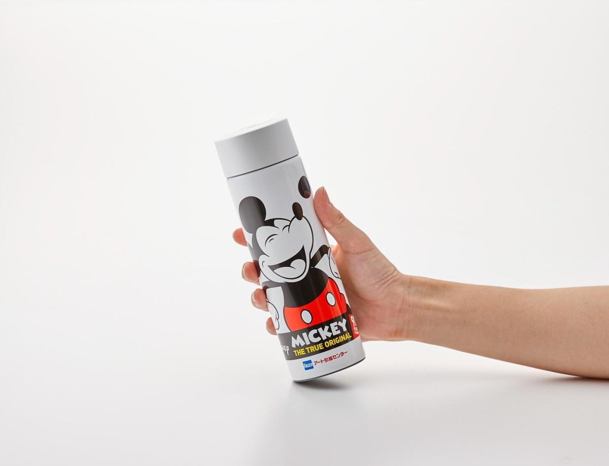 ミッキーマウスオリジナルボトル3