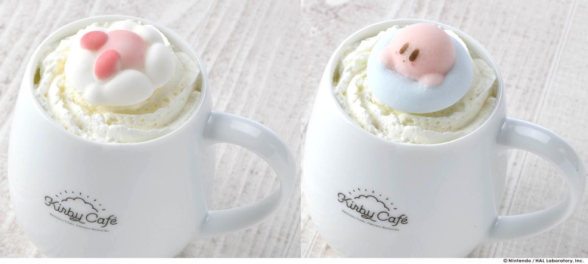 カービィのうきうきマシュマロ・オ・レ(ICE・HOT)