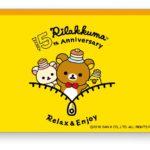 15周年記念デザイン入りJTBトラベルギフトカード2万円分