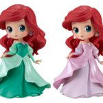 Q posket Disney Characters -Ariel Princess Dress-