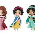 Disney Characters Q posket petit-Winter Costume-