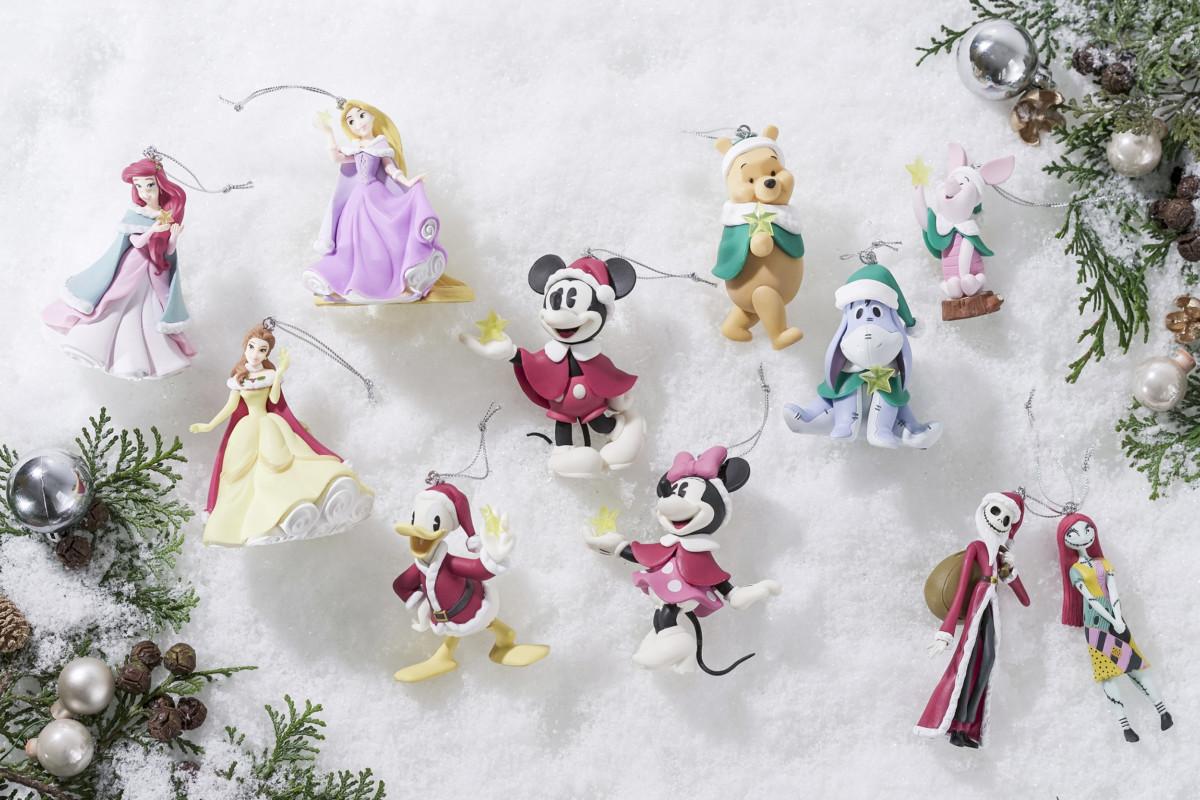 Happyくじ 「Disney クリスマス オーナメント 2018」