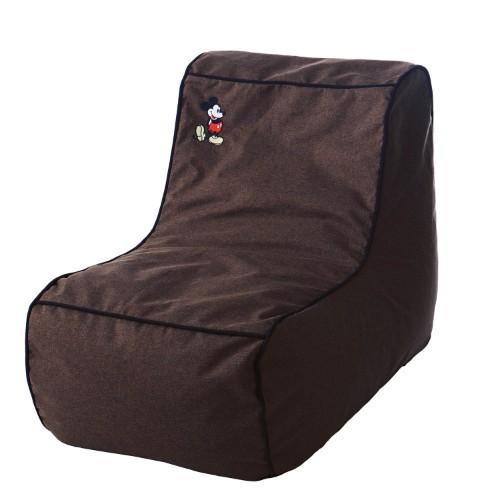 ビーズ座椅子 ブラウン