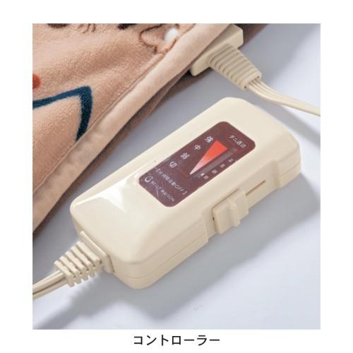 ふわふわ素材の3WAYパーソナルマット コントローラー