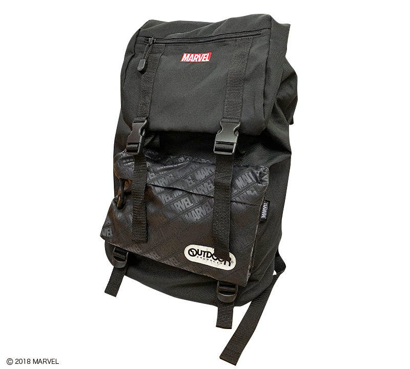 OUTDOOR PRODUCTS リュック フラップ型