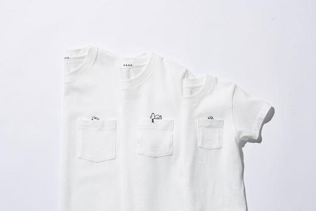 HAAG Tシャツ