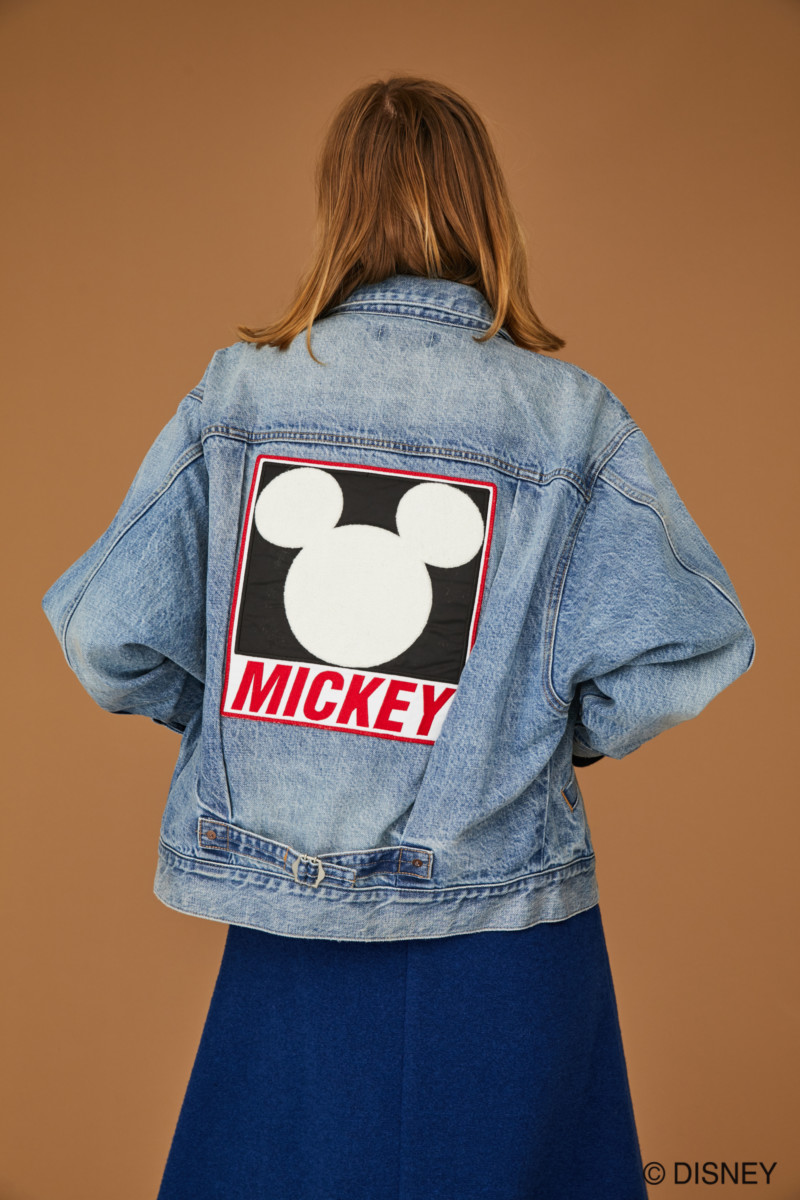MD MICKEY SAGARA DENIM ジャケット