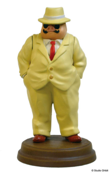 紅の豚 ポルコ・ロッソ スーツ