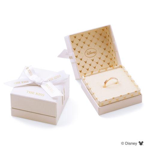 2018年 THE KISS ディズニーコレクション クリスマス限定商品 専用ボックス